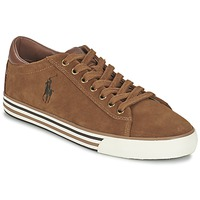 Low top trainers Ralph Lauren HARVEY