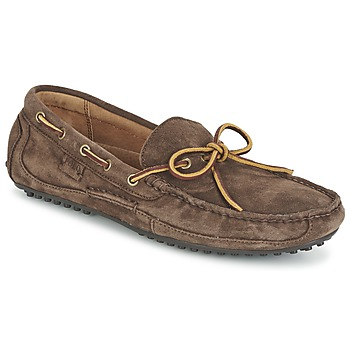 Shoes Men Loafers Polo Ralph Lauren WYNDINGS Brown