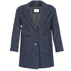 Clothing Women coats Loreak Mendian MARE Blue