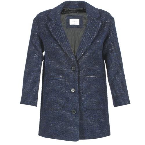 Clothing Women coats Loreak Mendian MARE Blue