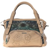 Bags Women Handbags Smash Sac cartable Pomme Beige Beige