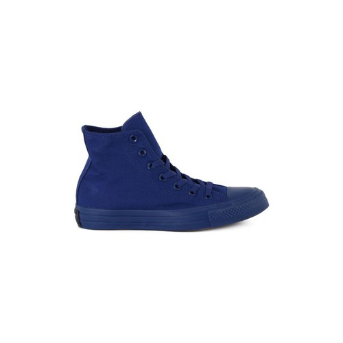 Shoes Boy Hi top trainers Converse ALL STAR  MONOCHROME BLUETTE Rosso
