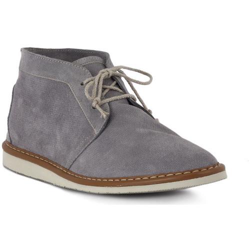 Shoes Men Mid boots Café Noir CAFE NOIR POLACCO Grigio