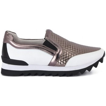 Shoes Women Slip ons Logan CROSSING Dorato