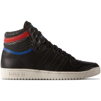 Shoes Men Hi top trainers adidas Originals Top Ten HI Clean Iconics Red-White-Black