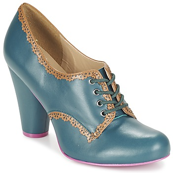 Shoes Women Shoe boots Cristofoli POSS CHAV Blue / Petrol