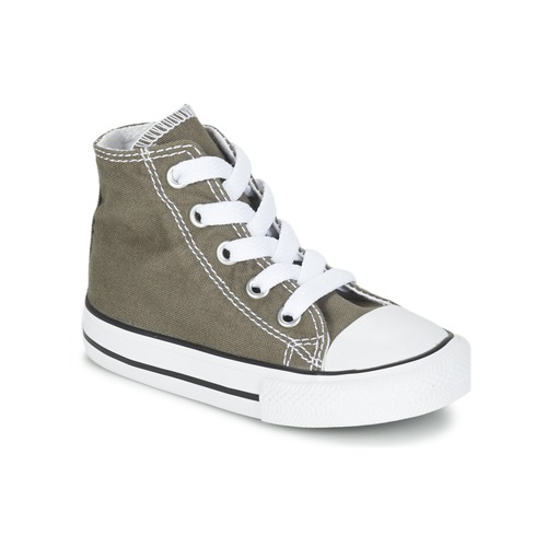 Shoes Children Hi top trainers Converse CHUCK TAYLOR ALL STAR CORE HI Grey
