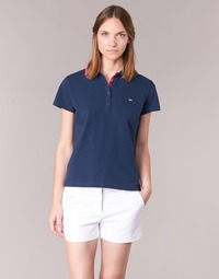 Clothing Women short-sleeved polo shirts Casual Attitude EPIDOU MARINE