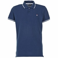 Clothing Men Short-sleeved polo shirts Casual Attitude EPIDIN Marine