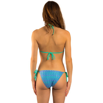 Clothing Women Bikinis Kiwi Turquoise Panties Swimsuit Elodie Polly TURQUOISE