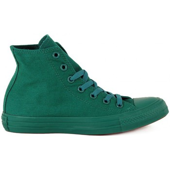 Converse  ALL STAR   MONOCHROME GREEN  mens Shoes (Trainers) in multicolour