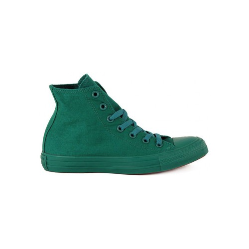 Shoes Low top trainers Converse ALL STAR  MONOCHROME GREEN Verde