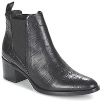 Shoes Women Ankle boots JB Martin EPOQUE Black