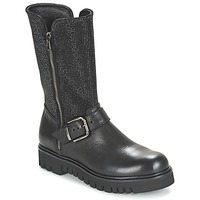 Shoes Women High boots Now BOURNIRO Black