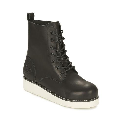 Shoes Women Mid boots Lola Ramona PEGGY Black