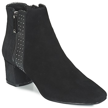 Shoes Women Ankle boots Luciano Barachini JOU Black