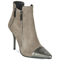 Shoes Women Ankle boots Luciano Barachini RIJO TAUPE