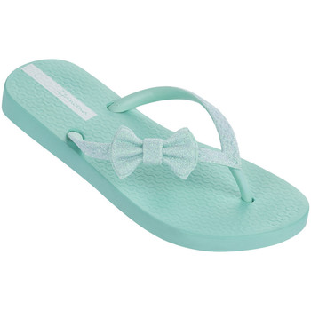 Shoes Girl Flip flops Ipanema flip flops Child Lolita Green III