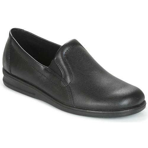 Shoes Men Slippers Romika PRASIDENT 88 Black