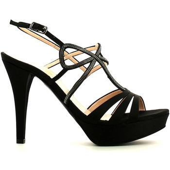 Shoes Women Sandals Grace Shoes 2022 High heeled sandals Women Black Black