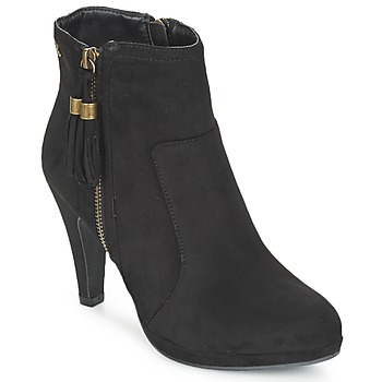 Shoes Women Ankle boots Refresh MINU Black