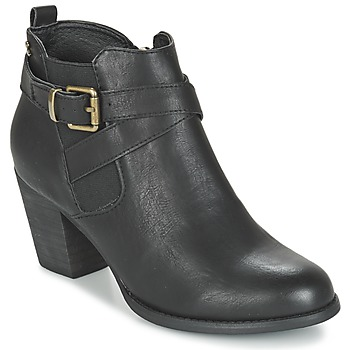 Shoes Women Ankle boots Refresh RETOLO Black