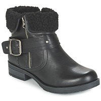 Shoes Women Mid boots Refresh CHRISTINO Black