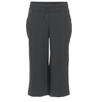 Clothing Women Tracksuit bottoms Nike TECH FLEECE CAPRI Black