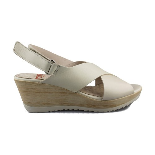 Shoes Women Sandals Mikaela NAPPA BEIGE