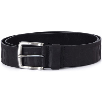 Clothes accessories Men Belts Armani  Jeans GIORGIO ARMANI  CINTURA  BLACK     87,5