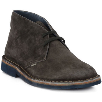 Shoes Men Mid boots Frau SUEDE WASHED SALVIA Verde