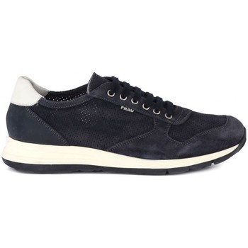 Shoes Men Low top trainers Frau AMALFI WASHED BLU    121,6