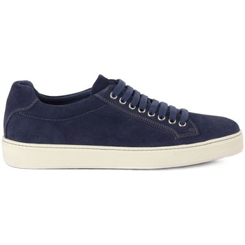 Shoes Men Low top trainers Frau SUEDE JEANS  91,9