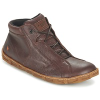 Shoes Men Mid boots Art MELBOURNE Brown