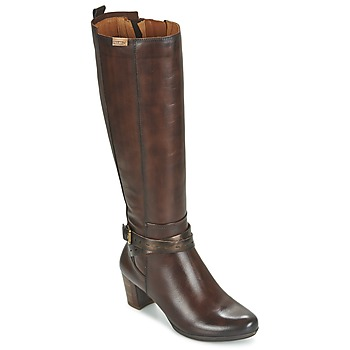 Shoes Women High boots Pikolinos SEGOVIA W1J Brown