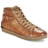 Shoes Women Hi top trainers Pikolinos LAGOS 901 Cognac
