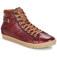 Shoes Women Hi top trainers Pikolinos LAGOS 901 Bordeaux