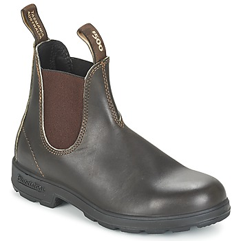Shoes Mid boots Blundstone ORIGINAL CHELSEA BOOTS Brown