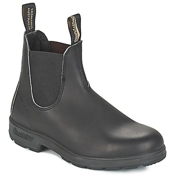 Shoes Mid boots Blundstone CLASSIC BOOT Black / Brown