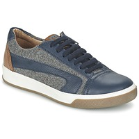 Shoes Boy Low top trainers Garvalin DOURATA MARINE