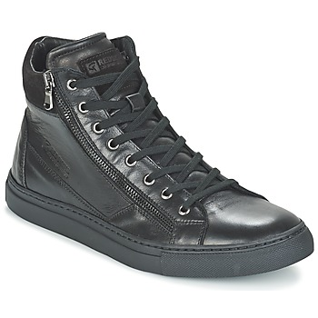 Shoes Men Hi top trainers Redskins NERINO Black