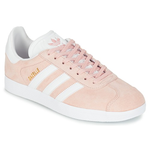 Shoes Low top trainers adidas Originals GAZELLE Pink