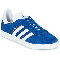 Shoes Low top trainers adidas Originals GAZELLE Blue