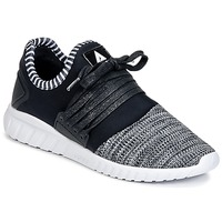 Shoes Low top trainers Asfvlt AREA Black / Grey