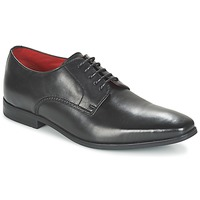 Shoes Men Derby Shoes Base London GEORGES Black