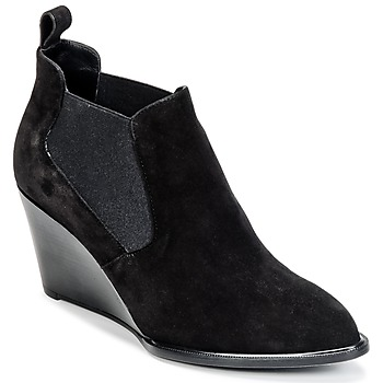 Shoes Women Shoe boots Robert Clergerie OLAV Black