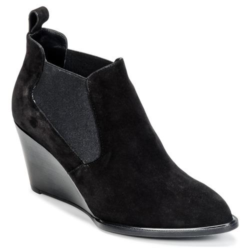 Shoes Women Shoe boots Robert Clergerie OLAV Black