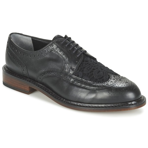 Shoes Women Derby Shoes Robert Clergerie ROELTL Black