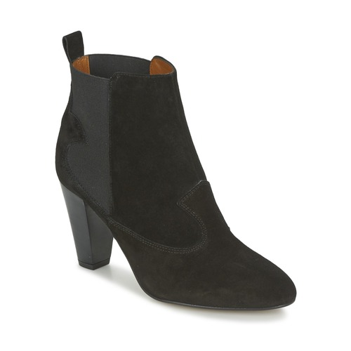 Shoes Women Ankle boots Heyraud DAISY Black