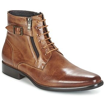 Shoes Men Mid boots Kdopa BAUDRY Brown
